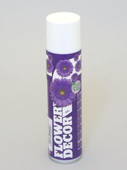 Sprej lila flower decor 400mL