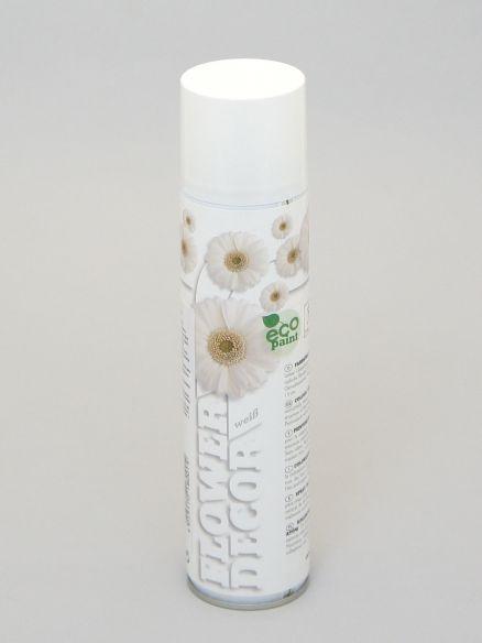 Sprej bijeli flower decor 400mL