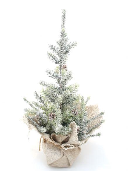 Božićno drvce 47cm sa snjegom