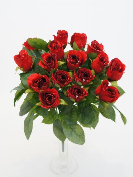 Ruža pup buket x 14