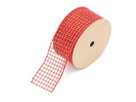Traka mreža gliter 5cm x 10yds(9.1m)