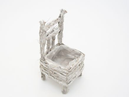 Stolica dekorativna